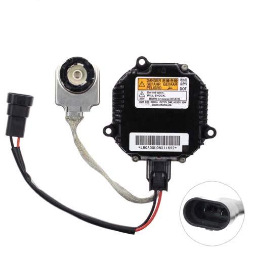 Xenon Ballast (AUTOKAY Xenon HID Ballast Control Unit Module 28474-89904 for Nissan Infiniti)