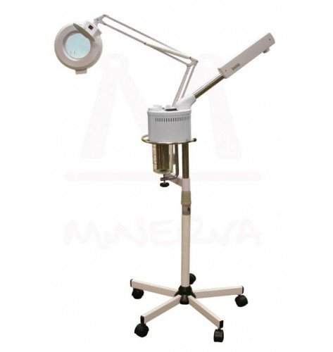 Ozone Facial Steamer & Mag Lamp Combo (Lamp And Mag Steamer)
