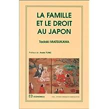 La Famille et le Droit Au Japon