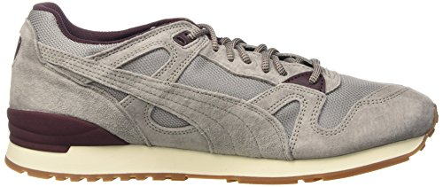 Puma Casual Dúplex Winter Sneaker, Drizzle/Winetasting, 10,5