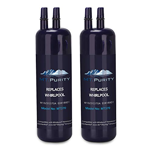 Price comparison product image MT.Purity Drop 1 Refrigerator Water Filter 9081 Water Filter Replacement filter 1 kenmore 9930 (2 packs)