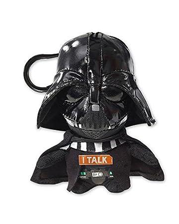 Llavero peluche Darth Vader, con sonido de 11cm. Star Wars ...