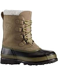 Men's Caribou Waterproof Boot Sage/Black Size 9 M US