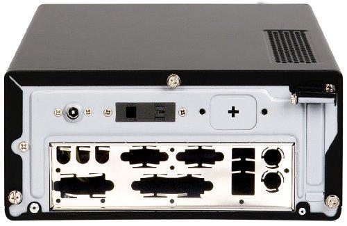 Antec ISK 300-150 Black Mini-ITX Desktop Computer Case 150 Watt Power Supply by Antec (Image #1)
