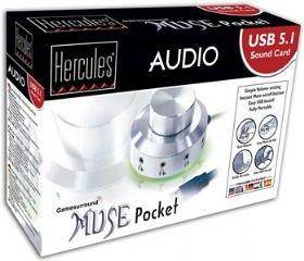 Hercules Gamesurround Muse Pocket LT Audio Download Driver