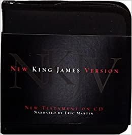 New King James Version Audio Bible-New Testament Audio Bible on 14