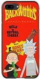 Rick&Morty/Backwoods Custom iPhone Cases (iPhone XR)