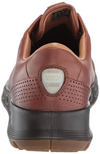 ECCO Men's Cool 2.0 Leather Gore-tex Sneaker