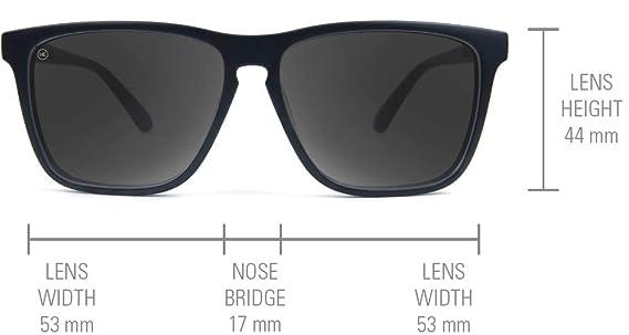 Knockaround Gafas de sol polarizadas no de carriles Fast Caparazón de tortuga brillante / ámbar: Amazon.es: Ropa y accesorios