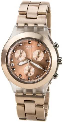 Swatch Full Blooded Gold STRAP ONLY ASVCK4047AG