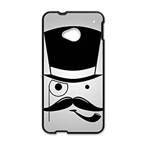 Personalized Creative Cell Phone Case For HTC M7,cute lovely joker