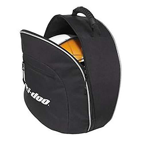 (Ski-Doo New OEM Factory Snowmobile Helmet Carrying Case/Bag Black 4476400090)