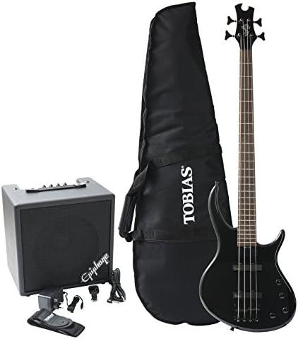 Epiphone Toby Bass Perfomance Pack · Set de bajo eléctrico: Amazon ...