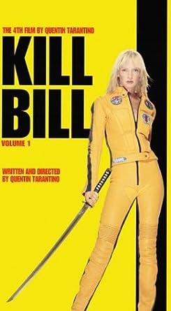 Kill Bill 1 [VHS]
