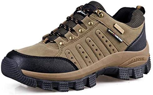 Outdoor Unisex Anti-Slip Mesh Hiking Walking Shoes Boots Trekking Travel Summer