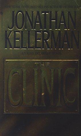 Avalon Tall Bookshelf - The Clinic (Alex Delaware Novels)