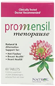 Promensil Menopausal Relief Supplement Tablets, 60-Count Box