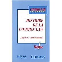 Histoire de la common law