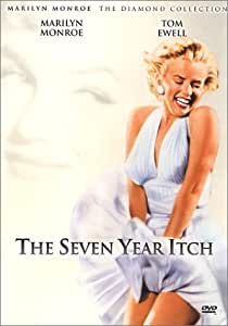 The Seven Year Itch (Widescreen) (Bilingual) [Import]