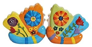 Westland Giftware Butterflies Salt and Pepper Shakers by Westland Giftware