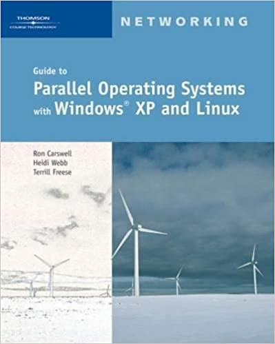 Book Guide to Parallel Operating Systems with Windows® XP and Linux