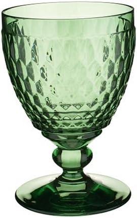 400 mililitros Cristal Villeroy /& Boch Boston Copa adecuada para vino espumoso y champ/án Azul