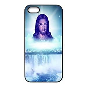 CHENGUOHONG Phone CaseJesus Christ In Our Heart For Apple Iphone 5 5S Cases -PATTERN-7