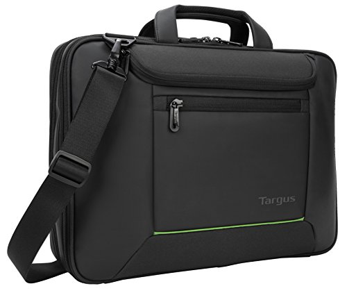 Targus Balance EcoSmart Checkpoint-Friendly Laptop Bag for 15.6-Inch Laptop, Black (TBT918US) (Bag Pvc Computer 100%)