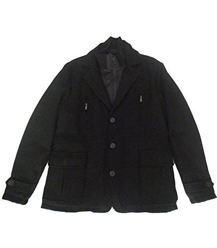 de Takhiro XL para abrigo paño chaquetas hombre nTH4vaTx