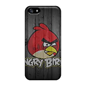 New Fashionable JTOshop BVn1332tXTb Cover Case Specially Made For Iphone 5/5s(angry Birds)