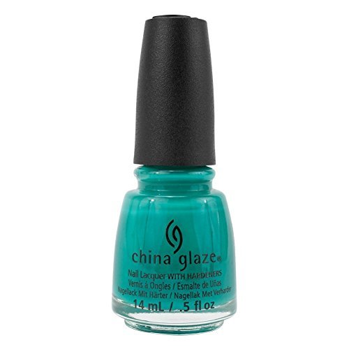 主流好意トロイの木馬China Glaze Nail Polish-My Way Or The Highway 82380 by China Glaze [並行輸入品]