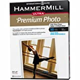 Hammermill Ultra Premium Photo Paper (8 1/2'' X 11'', 9.5mil, Glossy, 50/Pack)