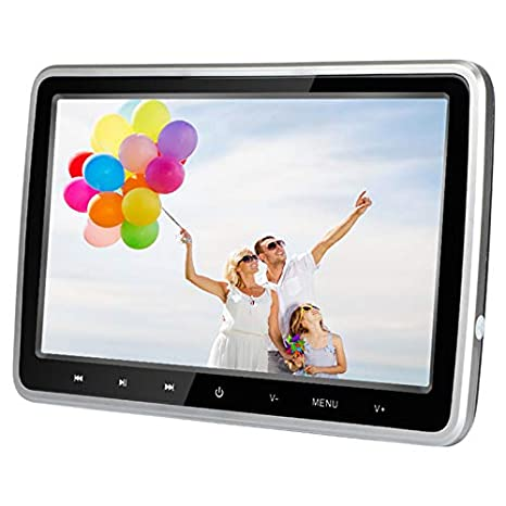 Lopbinte 10.1 Pulgadas HD Pantalla Multimedia Digital Súper ...
