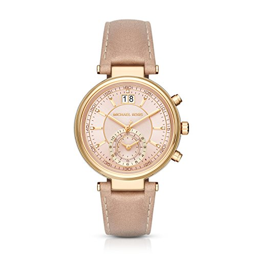 Michael Kors Women's Sawyer Pink Watch MK2529