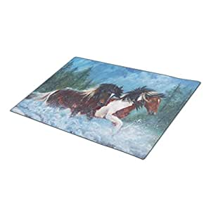 Re-Tension Decorative Door Mats Horse Door Mats Indoor