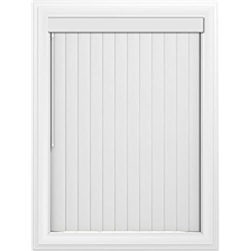 bali blinds vertical blind kit 78x84 crown white - Blinds For Patio Doors