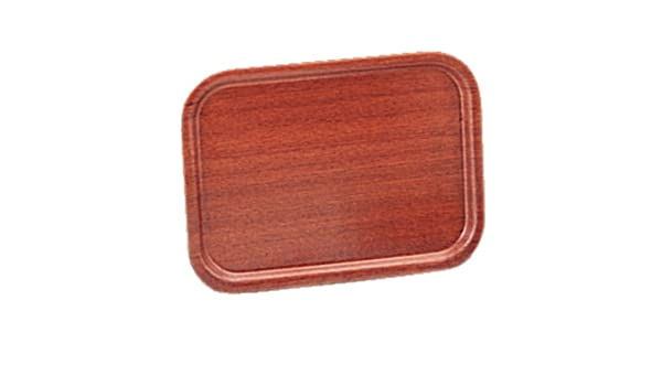 Amazon.com: Mahogany Veneer Tray 450 x 340mm. (18 x 13.5). (Supplied singly). by Olympia: Industrial & Scientific