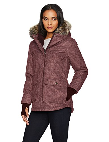 Piumino Cappotto Donna Burgundy Alternativo Woolrich Uqaw0a