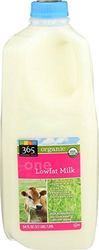 365 Everyday Value, Organic 1% Milk, 64 oz