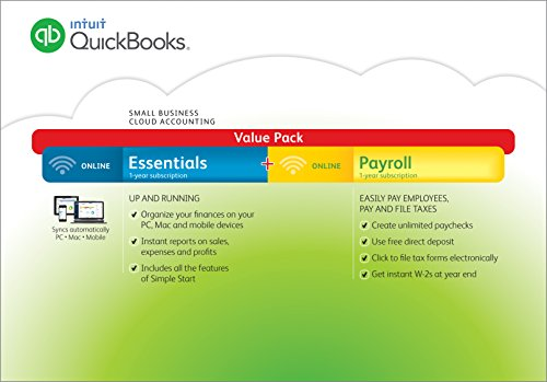 QuickBooks Essentials Business Accounting Software