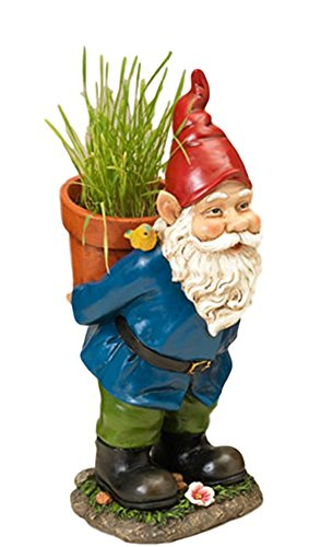 Gnome Planter (15.3
