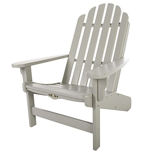 Original Pawleys Island DWAC1GRY Durawood Essentials Adirondack Chair, Gray Review