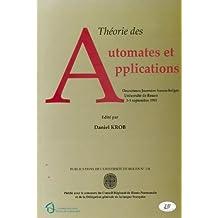 Theorie des Automates et Applications