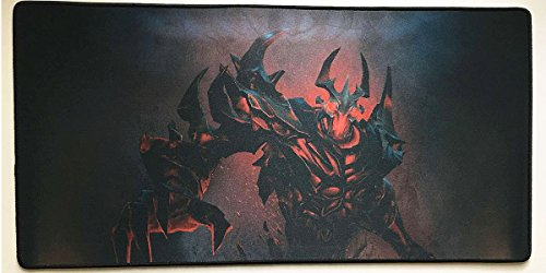 Gaming Gamer SF Dota Dota2 Extra Huge Shadow Fiend Mouse Pad High Sensitivity Waterproof Nonskid