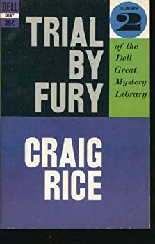 Trial by Fury 1558820914 Book Cover