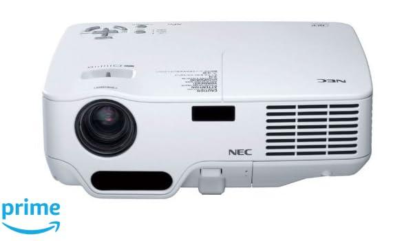 NEC NP52 - Proyector DLP, 2600 Lúmenes del ANSI, XGA 1024x768 ...