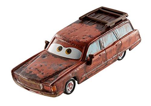 Amazon.com: Disney/Pixar Cars J. Shoesteer Die-Cast Vehicle: Toys ...