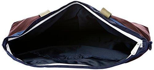 Adidas Canvas Shopper Bag NGTRED/CONAVY/HEMP