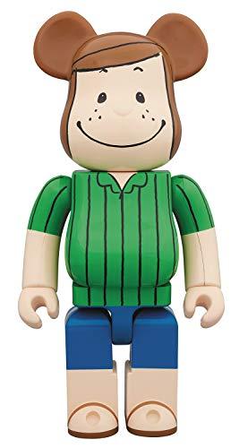 (Medicom Peanuts: Peppermint Patty 400% Bearbrick)