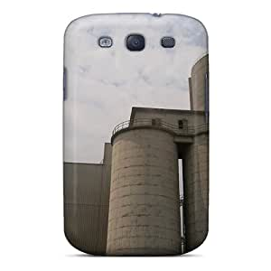 New Fashionable DennisEM XSa5449YPyB Cover Case Specially Made For Galaxy S3(cement Factory Mixture Plant)